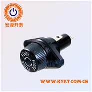 30A大电流保险丝座FH30-18