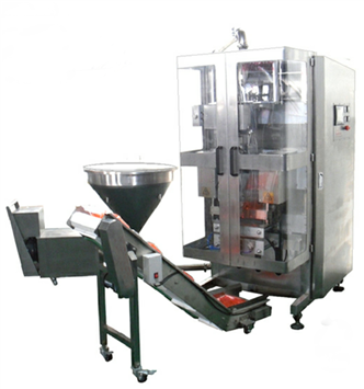 Nut Butter Packing Machine