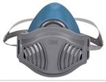 3M HF-51硅胶半面型防护面罩