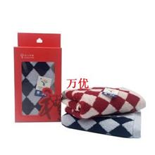 惠州竹纤维毛巾定制 干发毛巾定制