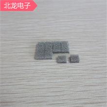 全方面導電海綿厚度1*5*30mm屏蔽材料防靜電厚度2* 5*5/10*10mm17*17*5/20*20*0.5/25*25*4mm