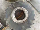 山东锻造42CrMo圆钢镗孔42CrMo锻材套孔精加工热处理