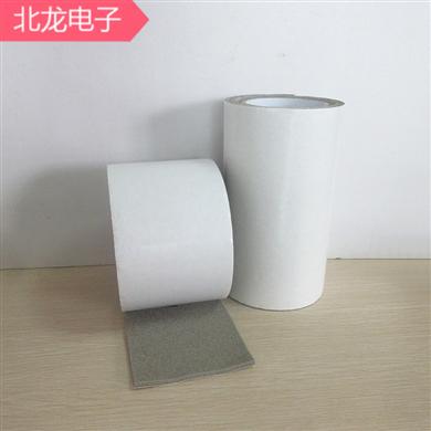 全方面導電海綿背膠厚度0.5/1/1.5/2/3/4/5mm厚度1020mm寬防靜電