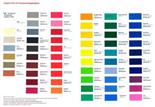 3M 3630系列彩色透光贴膜 灯箱布灯膜