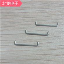 鍍錫鐵跳線線徑0.5/0.6/0.8/mm跨距3-40mm多種規格腳距跳線PCB跳線 一包1萬