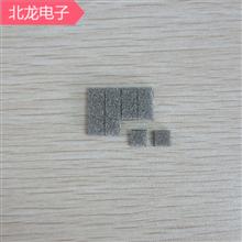 全方面導電海棉厚度1*5*30mm屏蔽材料防靜電厚度2* 5*5/10*10mm