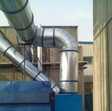 廢氣及廚房排油煙管道