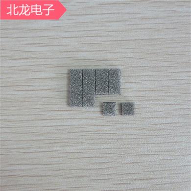 全方面导电海棉厚度1*5*30mm屏蔽材料防静电厚度2* 5*5/10*10mm