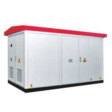光伏发电专用组合式变压器,预装式变电站图片