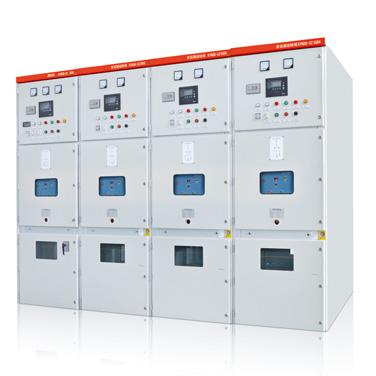 KYN28-12铠装移开式交流金属开关设备