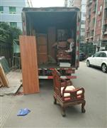 深圳木棉灣搬家公司 搬遷工廠