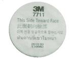 3M 7711  预过滤棉 防尘