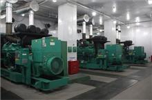 发电机房降噪尾气处理工程
