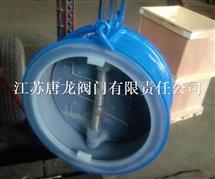 H74F46-10C/16C国标弹簧式衬氟止回阀