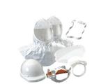 3M H-412 头罩组合(附1个安全帽及头箍,2个头罩
