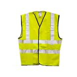 XL正品3M反光背心V10S2反光安全服 环卫反光衣服安全背心交通马甲