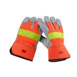 华莱3M 棕榈皮工作手套
