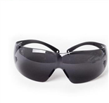 3M SF202AS中国款安全眼镜灰色防刮擦镜片