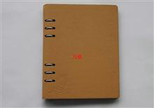 惠州真皮笔记本定制 真皮记事本厂家直销