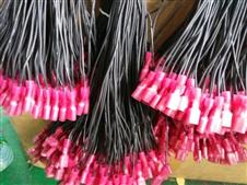 250插簧插片冷压电子线 1007 18AWG 6.3