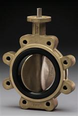 美国博雷S31U支耳式对夹式蝶阀