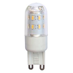 KLL9T18SJ-320 G9 LED LIGHT BULB 3W 300LM 220-240V