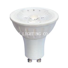 Dimmable GU10 LED bulb 6w 220-240V