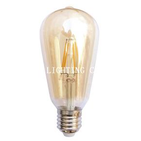 KLL758F-4 LED Filament bulb 4W 420LM