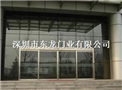 深圳自动玻璃感应门