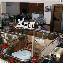 第三代异型合金钢旋转寿司设备