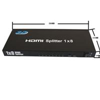 HDMI分配器1分8