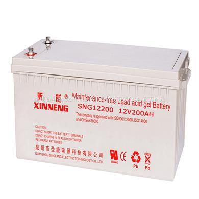 昕能胶体蓄电池