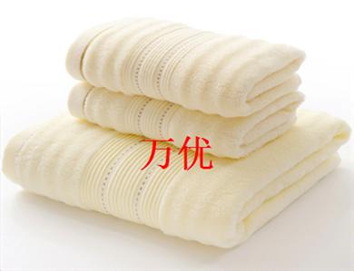 东莞市浴巾毛巾套装定制 浴巾套装批发