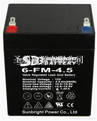 12V小密电池
