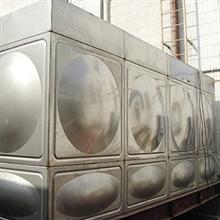 广州不锈钢拼装式水箱