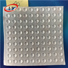 灰色/透明/白色/黑色防滑硅胶垫 3M自粘硅胶脚垫 橡胶垫