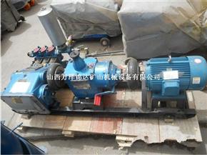 矿用泥浆泵NBB高压泥浆泵坑道钻机配套高压泥浆泵