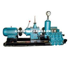 地质勘探泥浆泵高压泥浆泵三缸泥浆泵活塞式泥浆泵