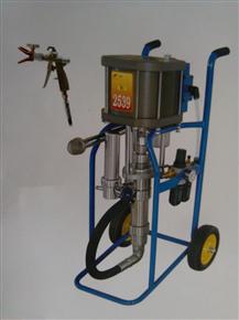 煤矿/隧道气动风动喷涂机防火材料喷涂机