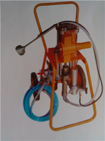 矿用高压无气喷涂机多功能快速喷涂机图片批发价格