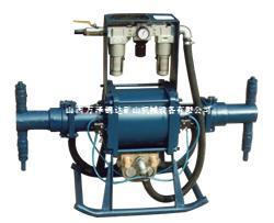 2ZBQ-20/5型气动注浆泵风动型注浆机山西河北内蒙山东批发经销商供应商