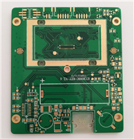 Step footer PCB