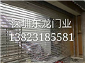 深圳水晶门的作用
