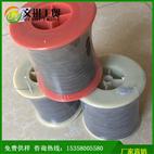上海哪里有反光丝 帽子用灰色反光丝 PET反光丝 可定制反光丝
