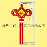 双耳中国结灯(带字)