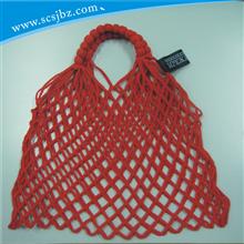 深圳惠州东莞手工编织网袋,购物网袋
