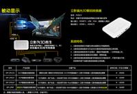 偏光3D双投影系统