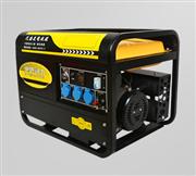 10kw发电机220V单三相汽油发电机