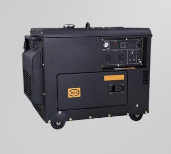 三相水220V静音发柴油电机