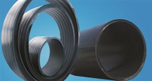 HDPE大口径中空壁缠绕管